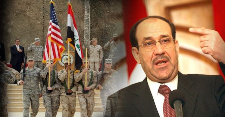 Baghdad agreement and Washington .. trillion dollars against - request - the withdrawal of troops
