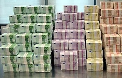 CBI borrow six trillion dinars deposited by commercial banks have reserves to finance the budget