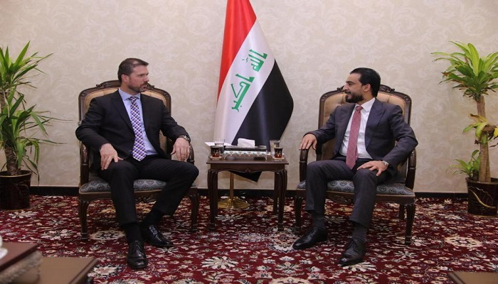 Halabousi appreciates the role of the Czech Republic in supporting Iraq and calls on investors to participate in the reconstruction Image