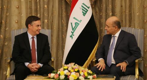 EU Supports Iraq Recovery through Local Development Image