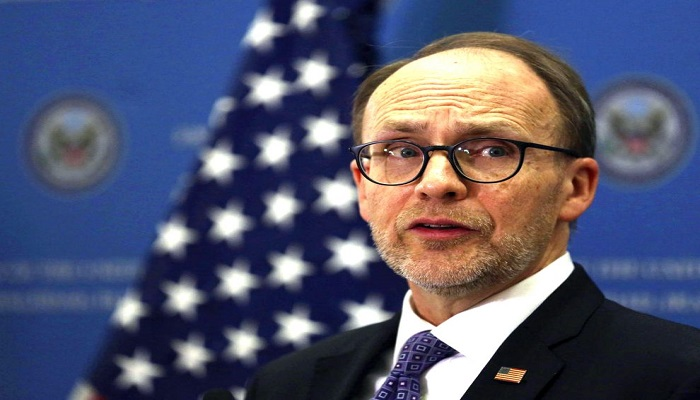 Trade Bank: Investment of US companies will rebuild damaged provinces and infrastructure Image