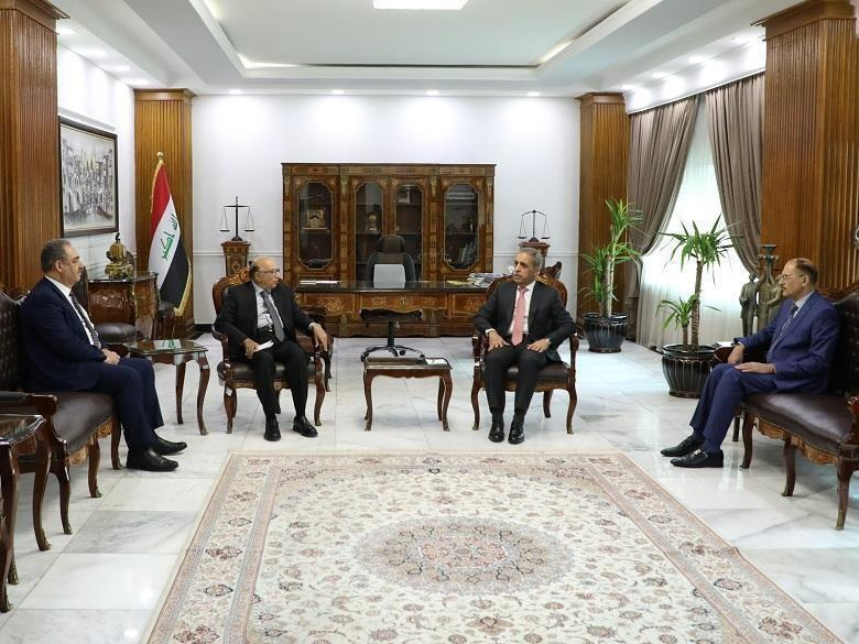 The judiciary announces the completion of the formation of the Federal Supreme Court