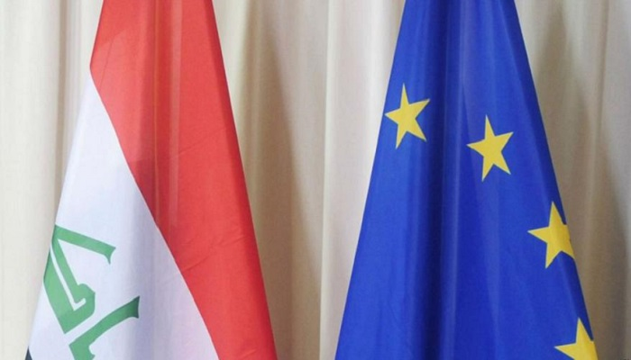 Iraq signs agreements with the EU including energy, demining and support to local administrations Image